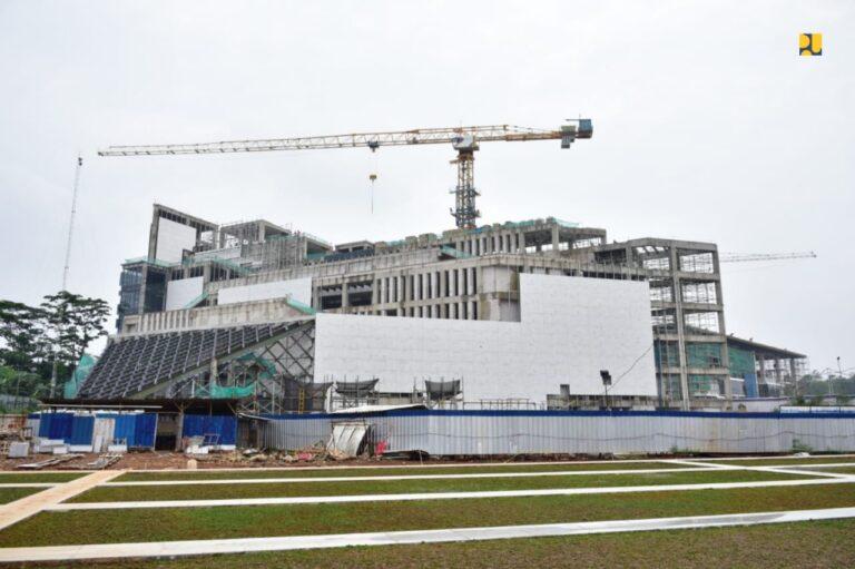 Pemerintah siapkan Pembangunan Tahap III Kampus UIII Depok