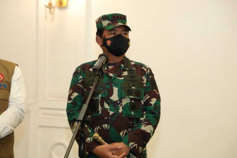 Panglima TNI Pastikan Penerapan Prokes di DIY Bakal Diawasi Ketat