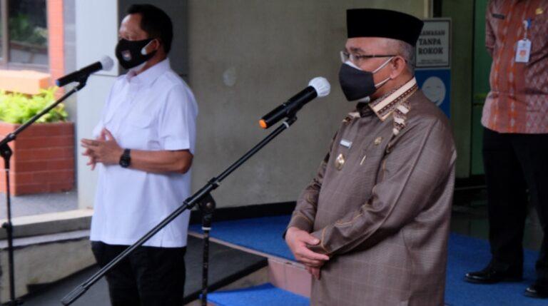Mendagri Puji Pemkot Depok Terkait Pencairan 100 Persen Insentif Nakes