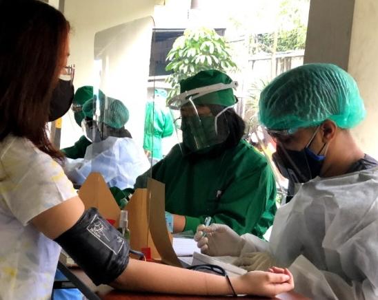 Universitas Moestopo Gelar Vaksinasi Gratis untuk Umum