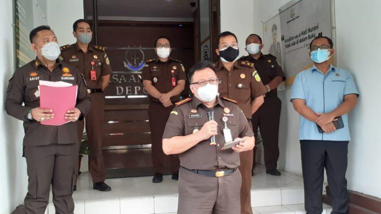 Terima SPDP Kasus Lurah Pancoran Mas, Kejari Depok Tunjuk Lima JPU