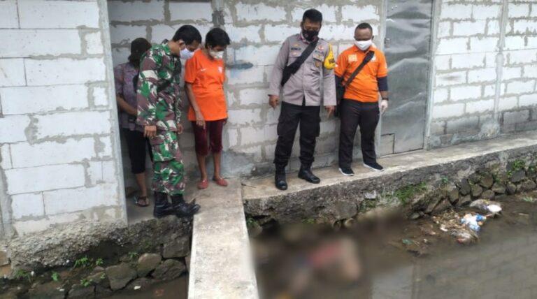 Pemulung di Depok Temukan Mayat Ngambang di Kali Si Bongkok