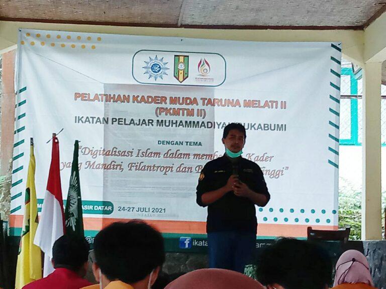 PD IPM Sukabumi Gelar Pelatihan Kader Muda Taruna Melati 2