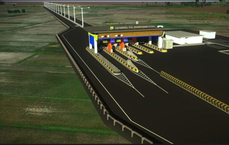 Konstruksi Seksi 1 Tol Probolinggo-Banyuwangi Ditargetkan Mulai 2022