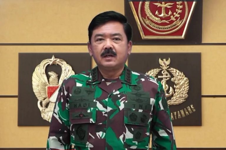 Panglima TNI: Semoga Polri Makin Profesional dan Dicintai Rakyat