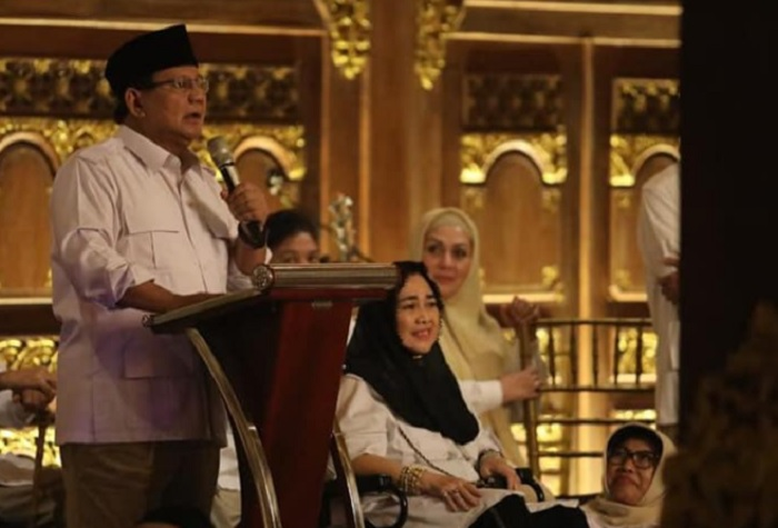 Di Mata Prabowo, Rachmawati Sosok Negarawan dan Teman Diskusi