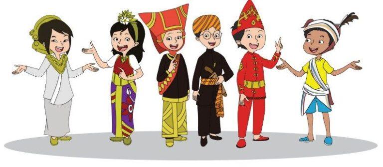 5 Suku Mayoritas di Indonesia dan Keragaman Budayanya
