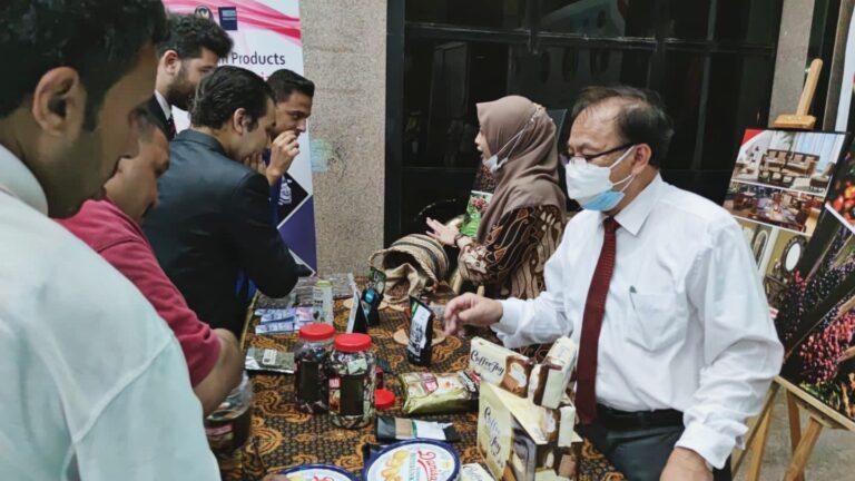 Buka Pameran di Kairo, Produk Unggulan RI Raup Transaksi Rp4,48 M