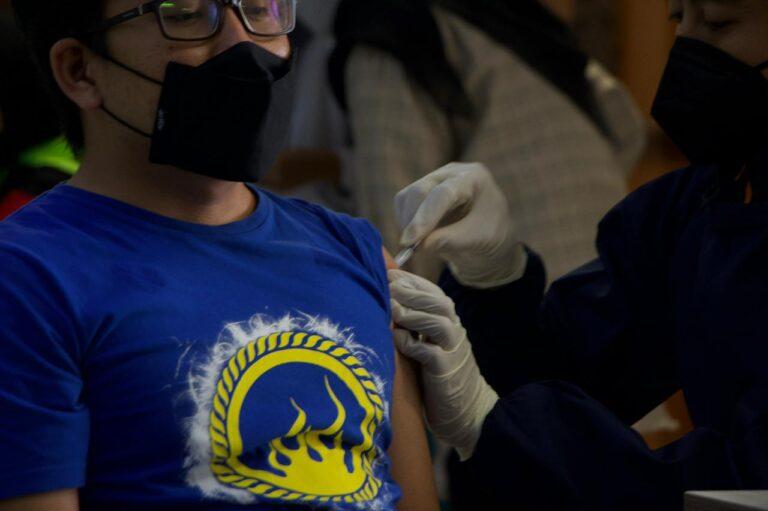 UIN Bandung Gelar Vaksinasi Covid untuk Mahasiswa dan Keluarga Dosen