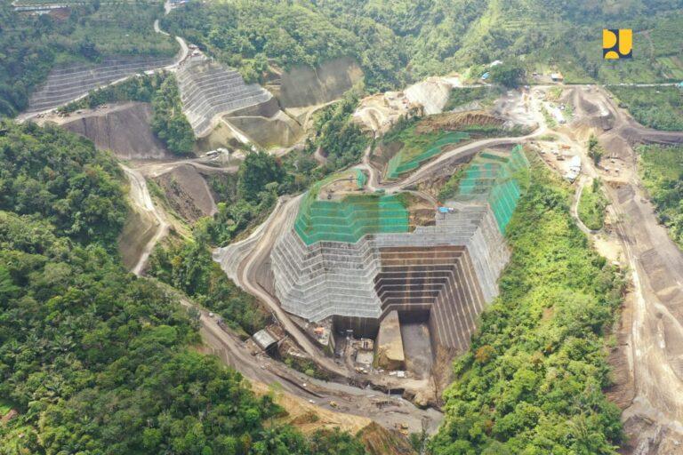 Kementerian PUPR Targetkan Bendungan Sidan Provinsi Bali Rampung 2023