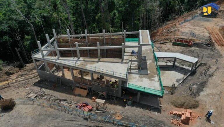 Kementerian PUPR targetkan PLBN Long Nawang di Malinau Rampung Desember 2022
