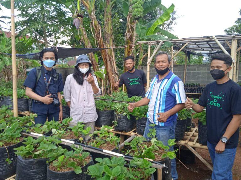 Jamkrindo dan Salarea Foundation Siapkan Program Rumah Semai