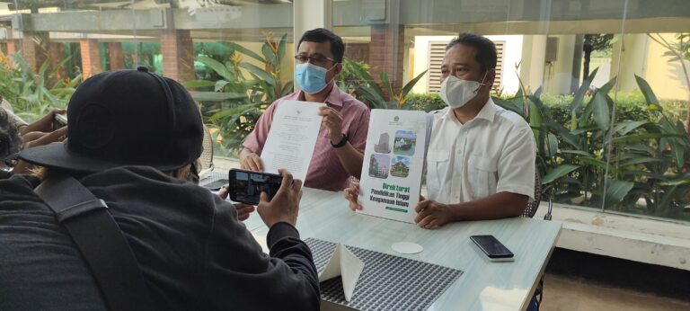 Lanjutkan Penertiban Lahan UIII, Kemenag gandeng KJPP lakukan Penilaian