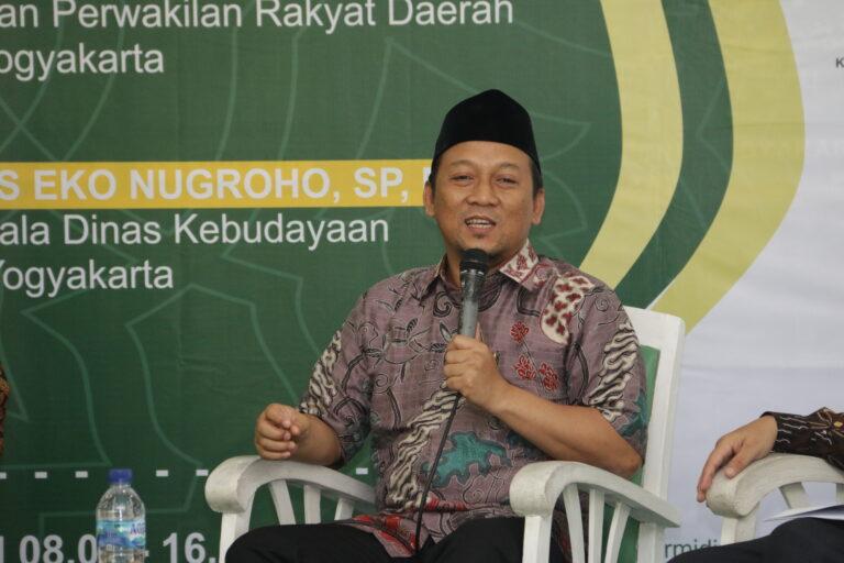 Senator Jogja Nilai Konsep Taman Siswa Masih Kontekstual