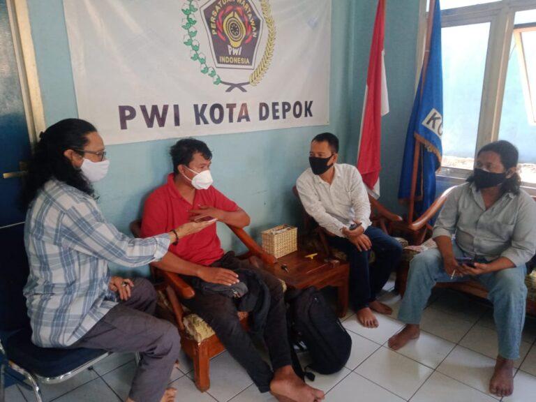 Polisi Usir Wartawan, PWI Depok Ancam Lapor Kapolri