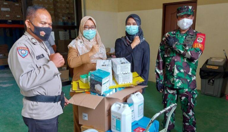 Pemkot Depok Mulai Distribusikan Vaksin AstraZeneca