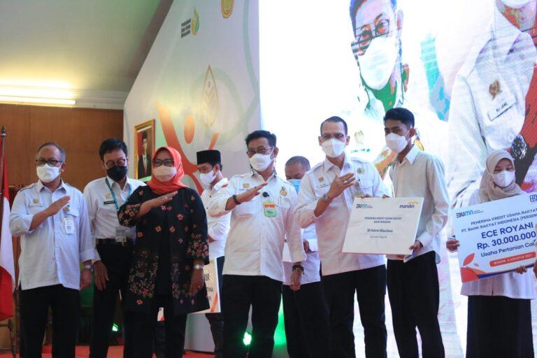 Dibuka Jokowi, Mentan Cetak 2.000 Petani Milenial dan Andalan Nasional