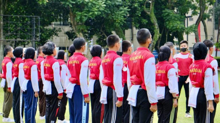 Pemkot Depok Siapkan 26 Paskibra Jelang HUT ke-76 RI