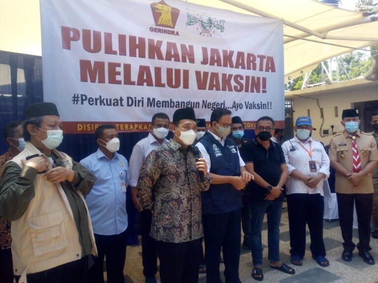PWNU DKI Doakan Anies Jadi Pemimpin Indonesia 2024