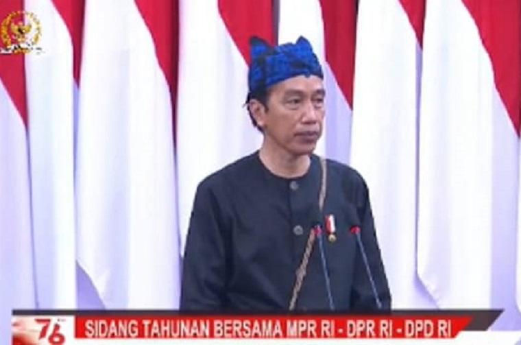 Jokowi: Pandemi Ibarat Kawah Candradimuka yang Menguji Kita