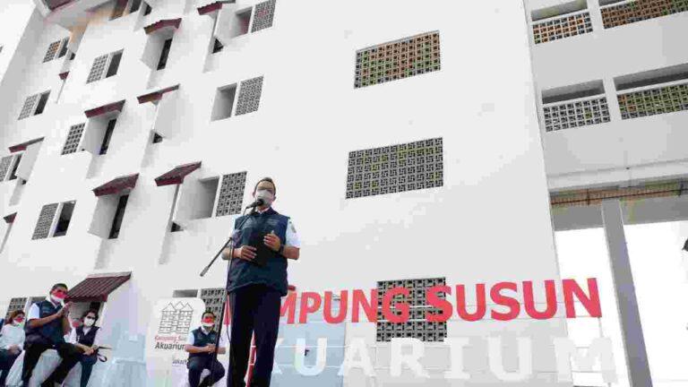 Lewat Kampung Akuarium, Anies Lunasi Janji Kemerdekaan