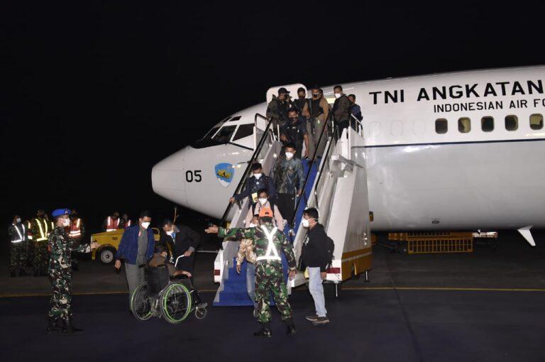 Pasca Insiden Kabul, 26 WNI Dijemput TNI dari Afghanistan