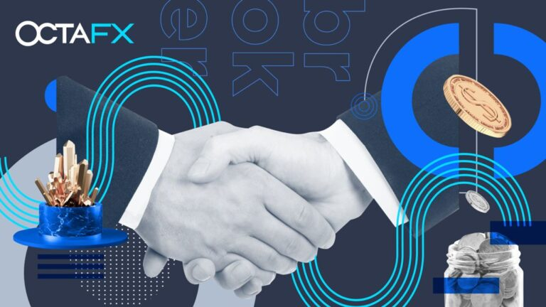 OctaFX Optimis IB Summit Lahirkan Potensi Pertumbuhan Baru