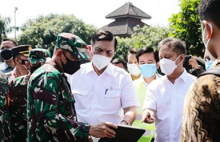 Luhut Nilai Pusat Isolasi di Bali Masih Belum Efektif