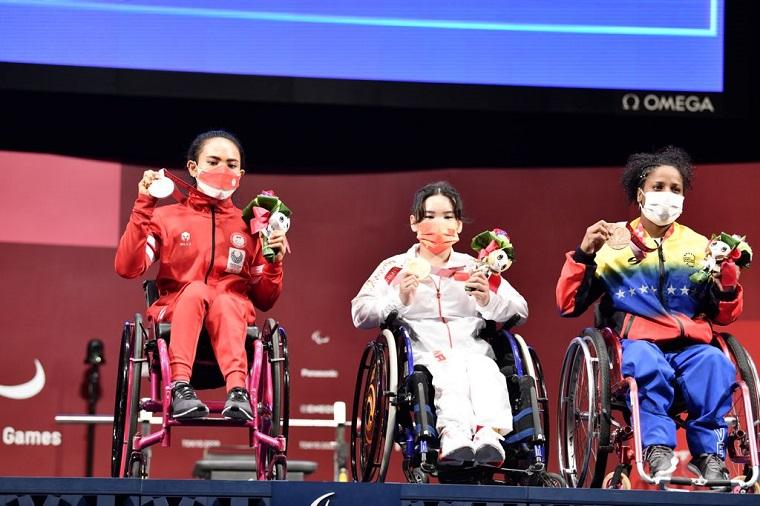 Keren! Ni Nengah Widiasih Raih Medali di Paralimpiade Tokyo