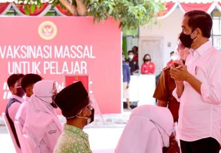Pelajar di Cirebon Tak Sabar Ingin Sekolah Tatap Muka