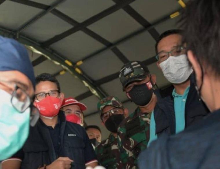Kang Emil: Vaksinasi di Jabar Tertinggi se Indonesia