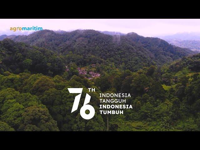 Dirgahayu 76Th RI; Indonesia Pusaka, Persembahan Agromaritim