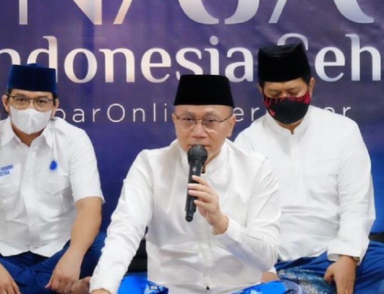 Munajat untuk Indonesia Catatkan Rekor MURI, ini Reaksi Zulhas