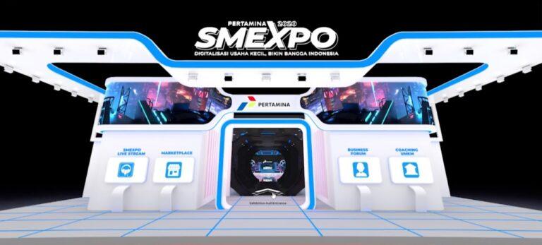Bangga Buatan Indonesia, Pertamina kembali Hadirkan Marketplace SMEXPO 2021