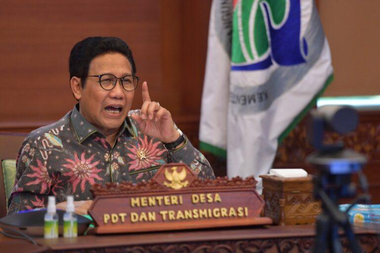Menteri Halim tekankan SDGs Desa dukung Program Prioritas Nasional