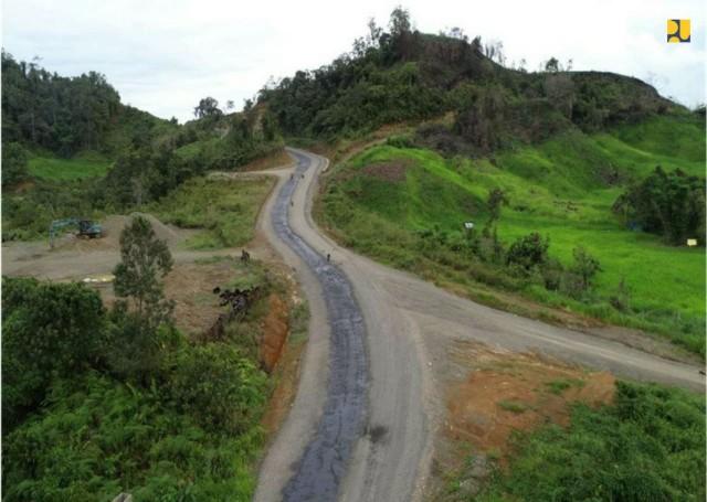 Sejumlah Pembangunan Infrastruktur Pemerintah di Kalimantan Utara