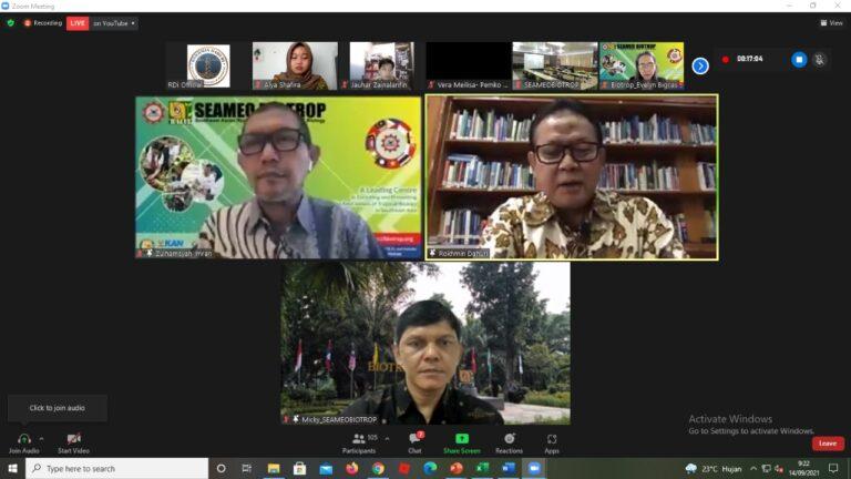 Guru Besar IPB: Keanekaragaman Hayati Modal Penting menuju Indonesia Emas 2045