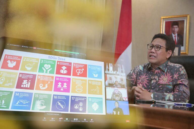 Kepala BPIP dan Mendes Bicara Visi Desa sebagai Masa Depan Indonesia