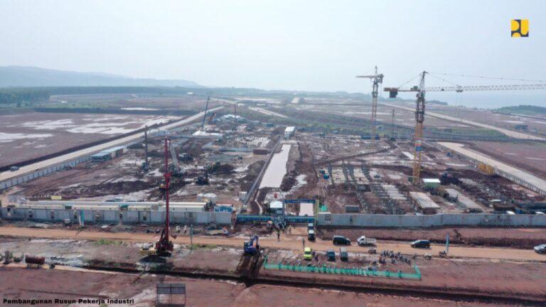 Pemerintah siapkan Infrastruktur Dasar Kawasan Industri Terpadu Batang