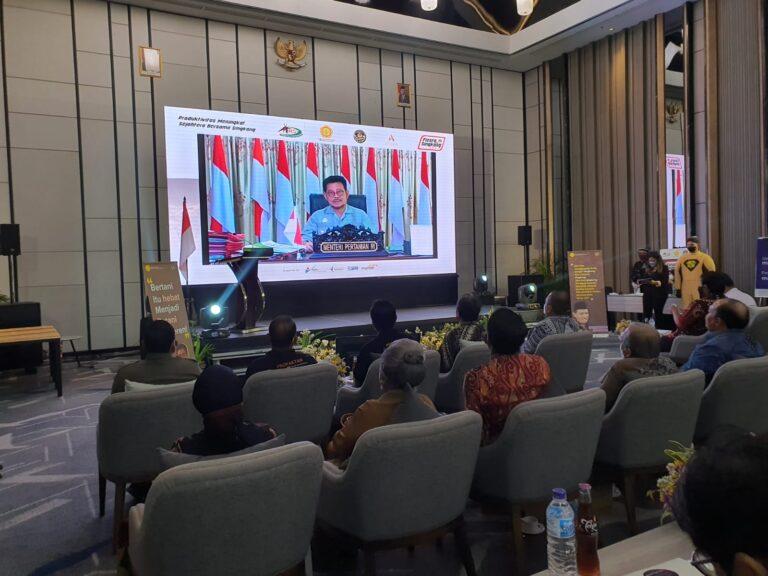 Kementan, MSI dan Grup Accor Berkolaborasi Sukseskan Singkong Indonesia