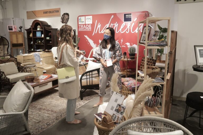 Furnitur Indonesia Sukses Pikat Las Vegas Summer Market 2021