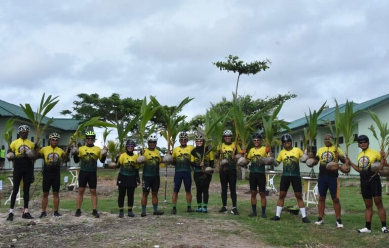 Korem 174 Merauke Dukung Suksesi Pelaksanaan PON XX Papua