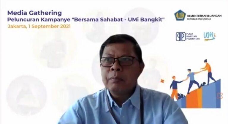 Bantu UMKM, PIP Luncurkan Program 'Bersama Sahabat-UMi Bangkit'