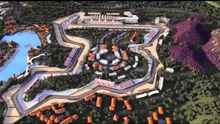 MotoGP di Lombok Digelar Tahun Depan, Gerindra: Formula E kok Diributkan?