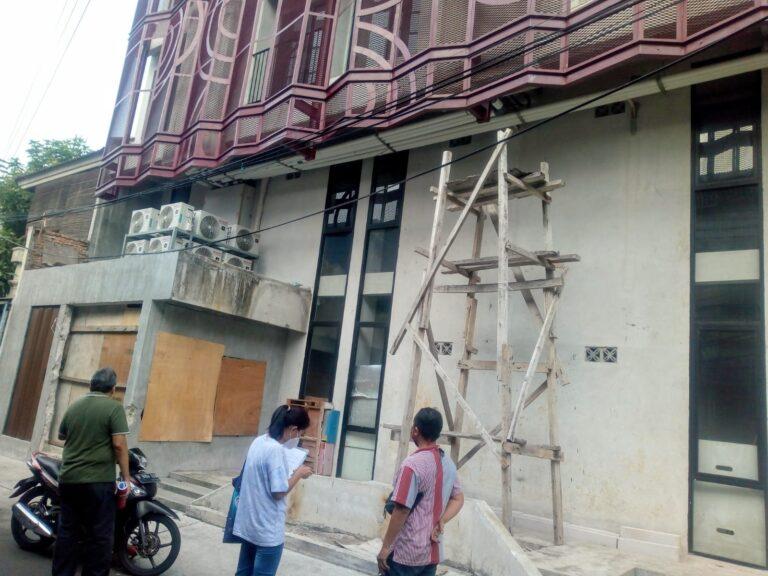 Anggota DPRD DKI Minta Bangunan di Jalan Tawakal IV Tomang Disegel