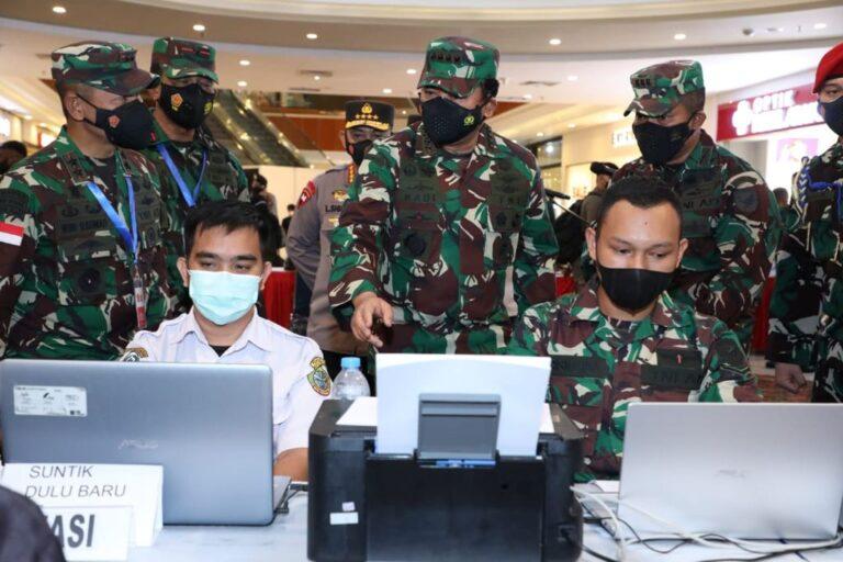 Kasus Covid-19 Menurun, Panglima TNI: Jangan Lengah!
