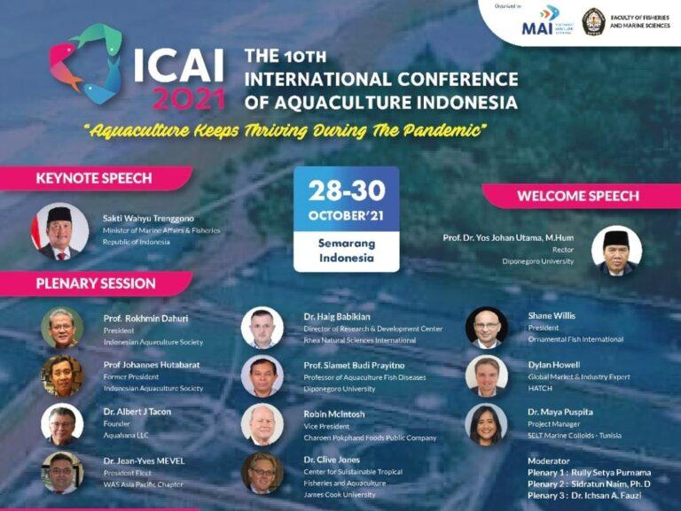 Konferensi ICAI Bakal Digelar Oktober 2021