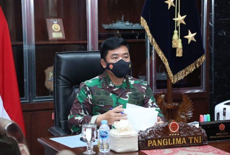 Panglima TNI: Kita Harus Cegah Virus Baru Covid-19 Mu