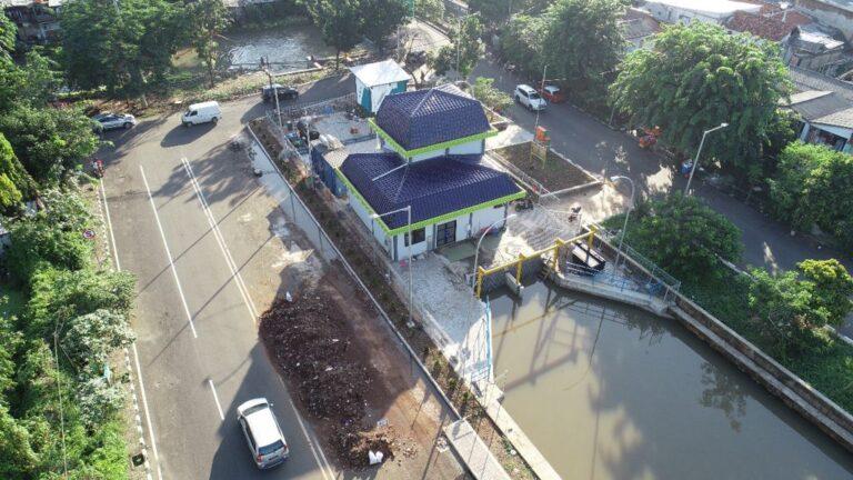 Pengamat Sindir Perbaikan Dua Bangunan Rumah Pompa di Jakut