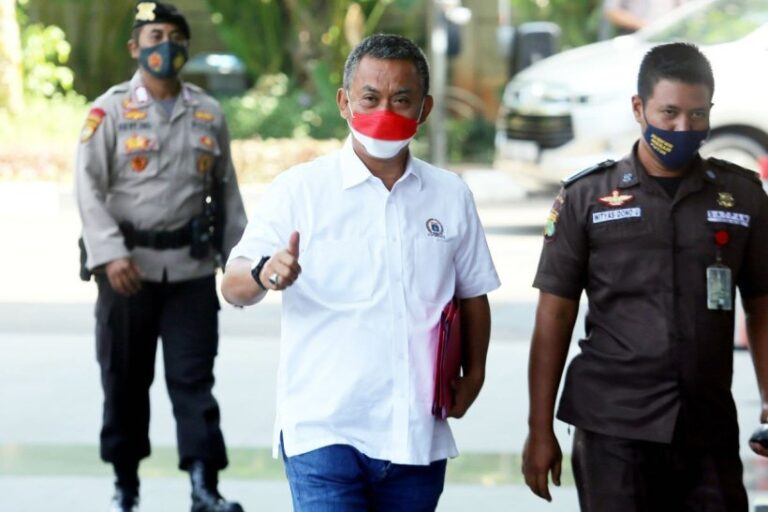 Dicecar KPK, Prasetyo Ungkap Proses Penganggaran Beli Lahan Munjul